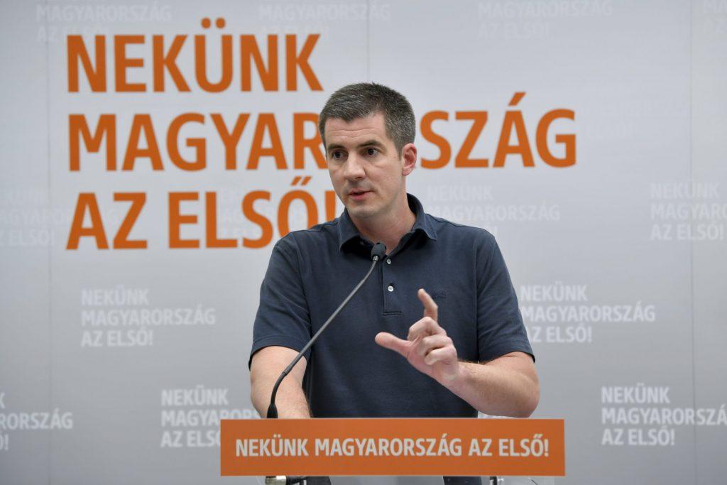 Kocsis Máté a 888.hu-nak: Akire Gyurcsány rámutat, az lehet miniszterelnök, nem az, aki most győz
